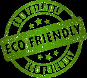 Экологически чистая местность для выращивания клубники
